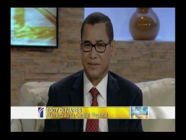 Video: Eddy Olivares admite JCE boicotea aplicación ley naturalización