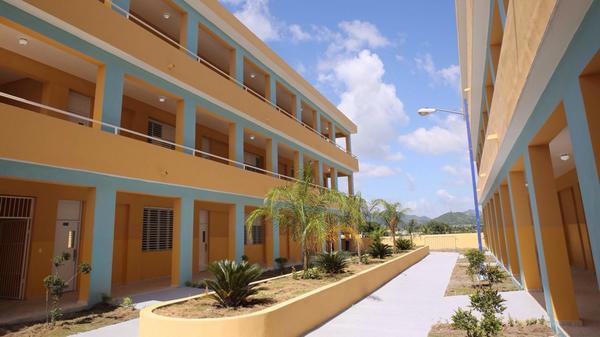 Medina inaugura cinco escuelas en el Seibo para la jornada de tanda extendida
