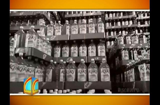 ¿Quién inventó el refresco?