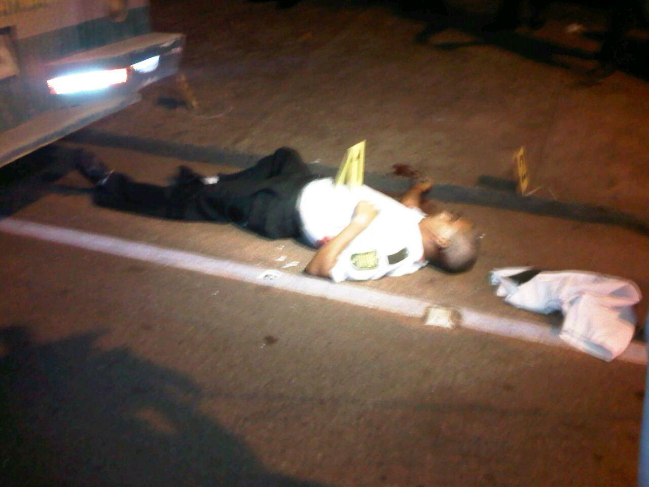Asesinan seguridad de empresa Dominican Watchman