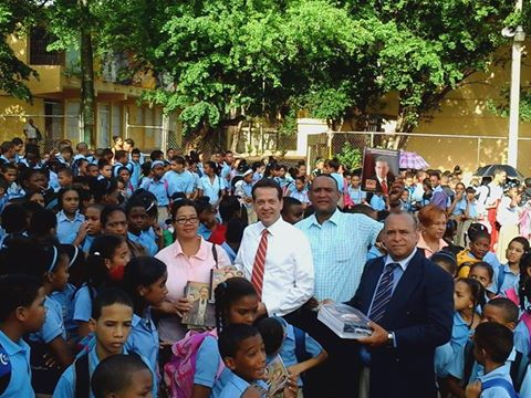 Bisonó dice es necesario elevar la calidad del sistema educativo