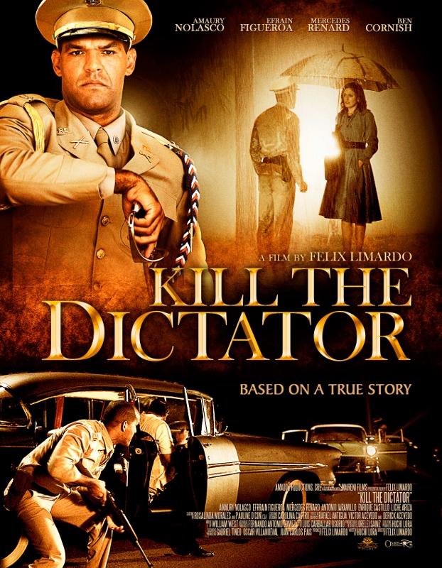 """Inician distribución internacional de la película """"El Teniente Amado"""""""