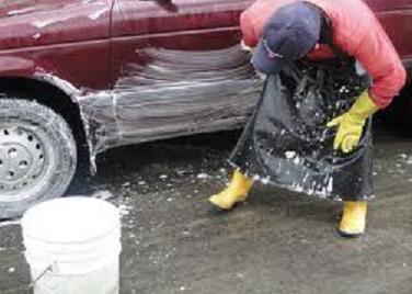 Muere lavador de carros atropellado por motocicleta en malecón de SPM