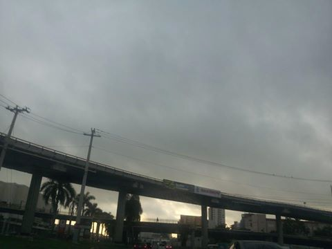 Vaguada provocará lluvias sobre varias provincias del país, informa Meteorología