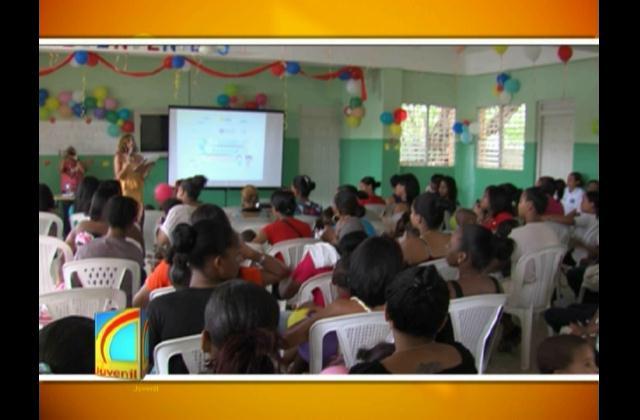 Fundación Sol Naciente y Médicos por la Paz concluyen programa de madres tutelares