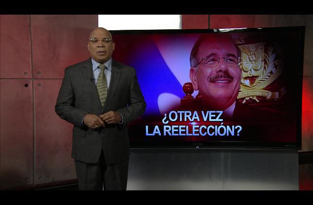 Seguidores del presidente Medina promueven su reeleccción