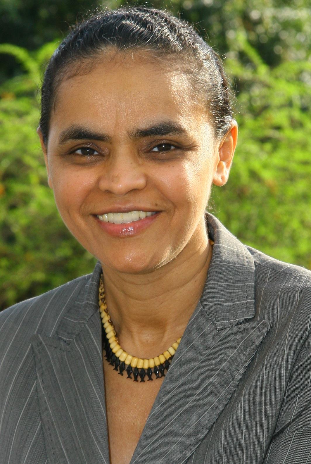 Marina Silva, ecologista a la que una tragedia convirtió en candidata brasileña