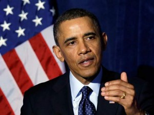 Obama celebra victoria del
