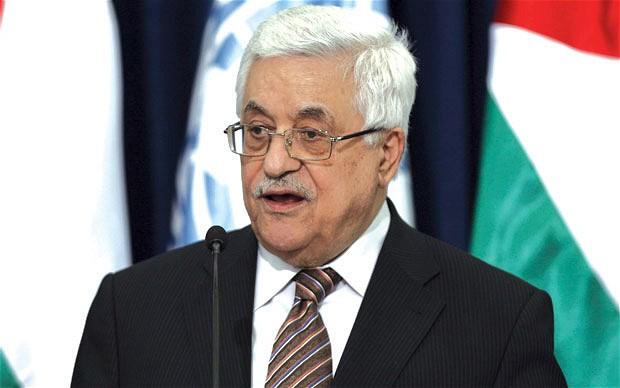 Presidente palestino pide reanudar negociaciones con Israel