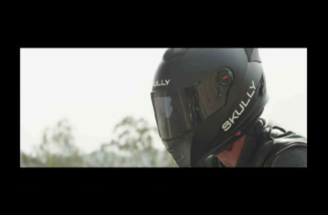 El primer casco inteligente para motocicletas