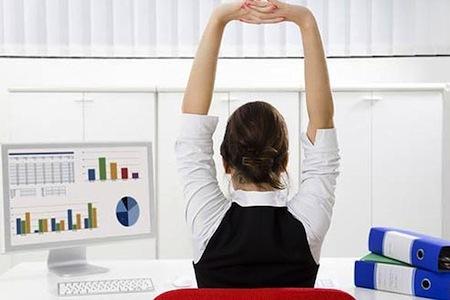 Cuidar la salud también en la oficina