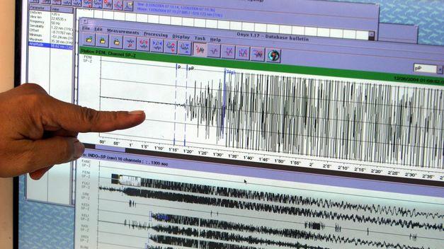 Sismo de magnitud 4 en la escala abierta de Ritcher sacude a Caracas