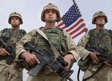 EE.UU. atacó unidades de artillería del Estado Islámico