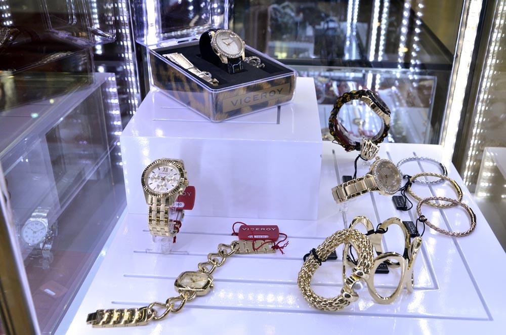 Inauguran tienda de relojes Viceroy en Punta Cana
