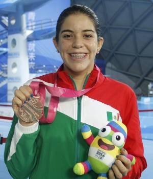 México logra dos medallas más en atletismo y ya acumula 9 metales