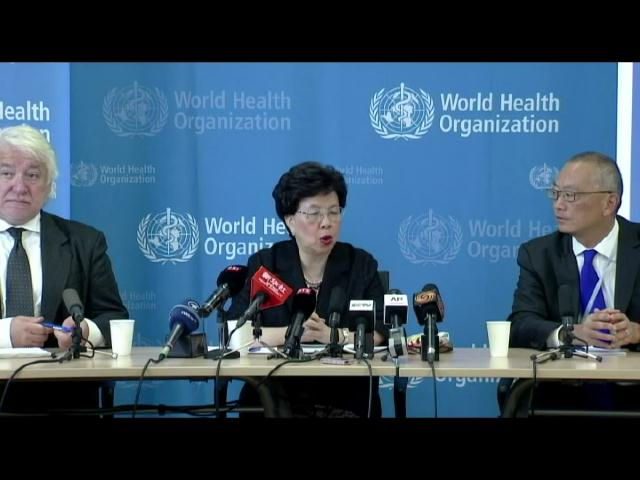 OMS declara emergencia internacional por brote de ébola en África