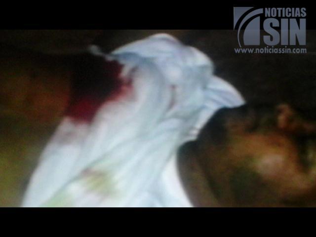 Desconocidos matan asimilado policial y lo despojaron de una pistola