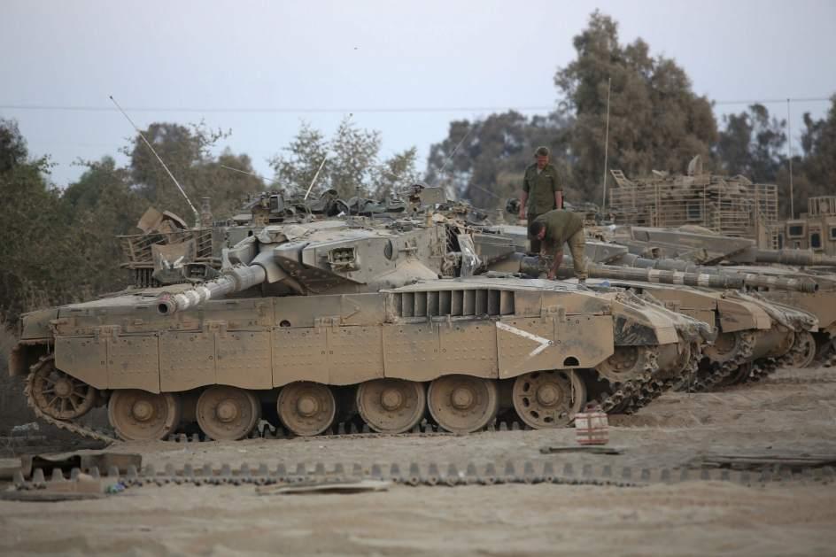 Facciones palestinas aceptan prolongar 24 horas alto el fuego con Israel
