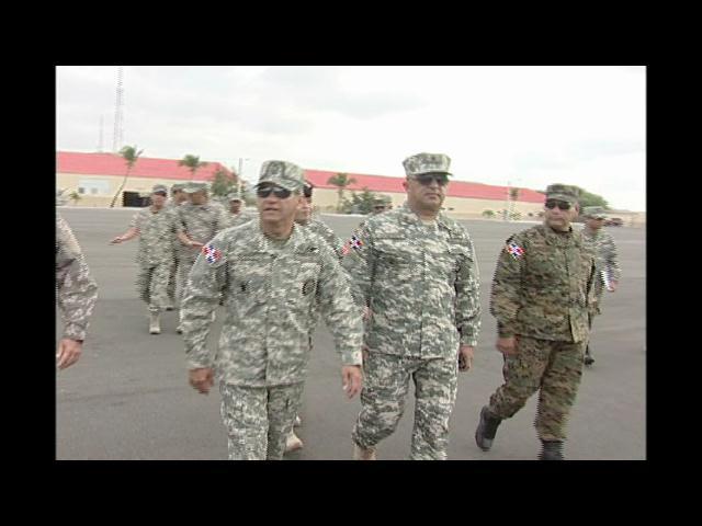 Danilo Medina realiza cambios en mandos militares