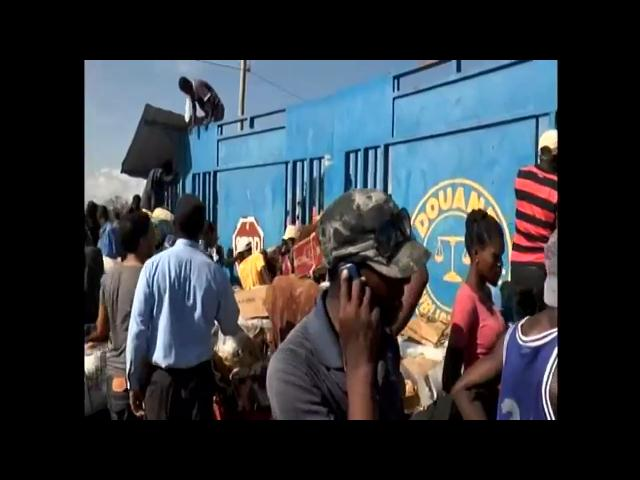 Reabren frontera dominico-haitiana tras fuga masiva de reos haitianos