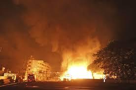 Piden revisión ante explosiones de gas que han causado 26 muertos en Taiwán