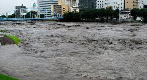 Se eleva a 90 los muertos y desaparecidos por inundaciones en oeste de Japón
