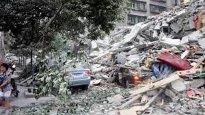 Al menos 150 muertos y 1.300 heridos por seísmo en el suroeste de China