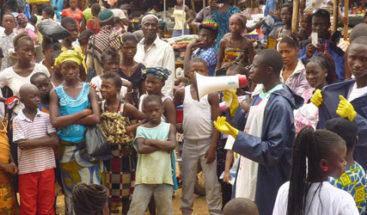 Darán alimentos a un millón de personas en zonas bajo cuarentena por el ébola