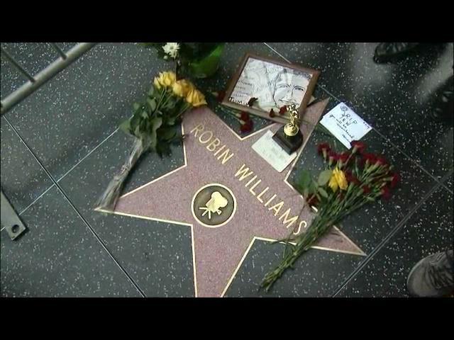Robin Williams dice adiós pero queda presente en las estrellas de Hollywood
