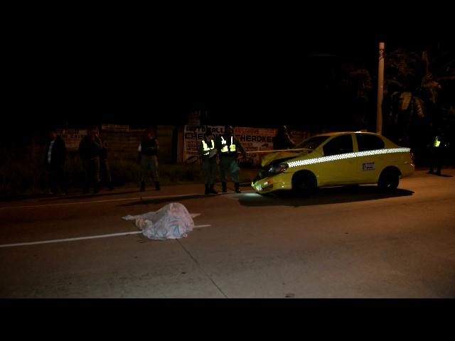 Dominicana muere atropellada por un conductor de taxi en Panamá