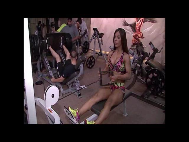 Fisiculturismo un estilo de vida para varias mujeres