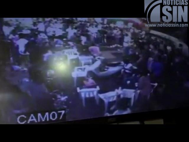 Video muestra como hieren joven; familiares piden justicia