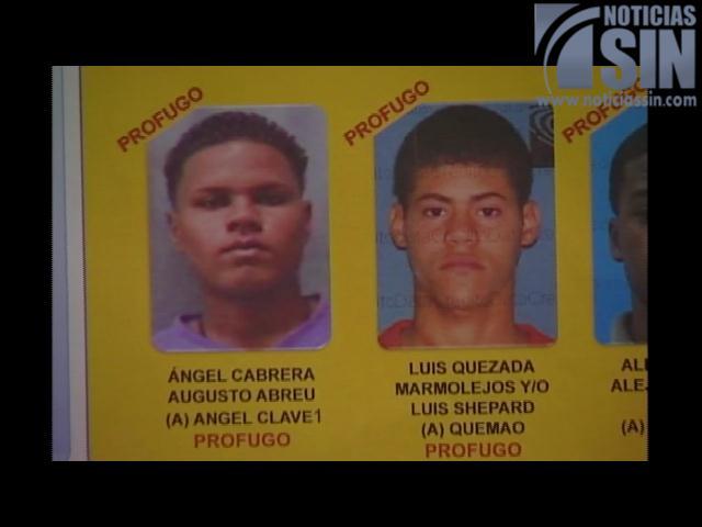 Detienen a dos implicados en asalto camión Dominican Watchman