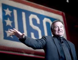 Robin Williams padecía la enfermedad de Parkinson
