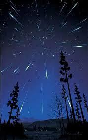 """Lluvia de meteoros Perséidas o """"Lágrimas de San Lorenzo"""" serán mejor apreciadas la madrugada del martes"""