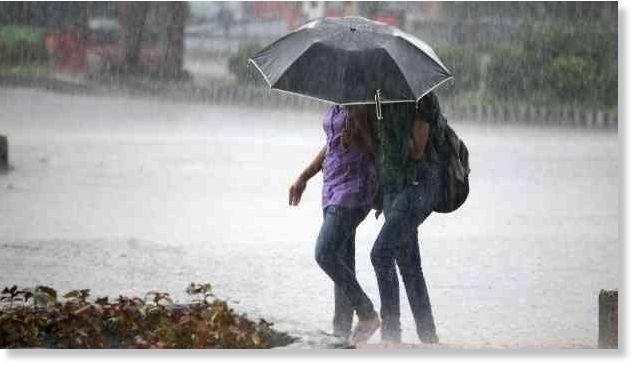 Vaguada se aleja de RD, pero seguirán las lluvias en varias provincias del país