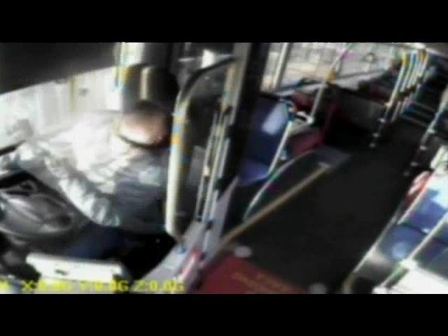 Escalofriante historia para usuarios del transporte público