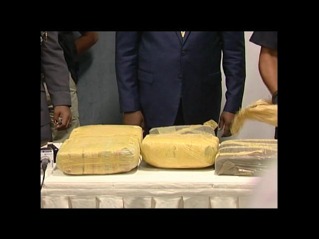 Ocupan US$34 mil y 27,216 gramos de marihuana en San Isidro y Capotillo