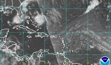 Bertha se fue, pero este miércoles viene nueva onda tropical