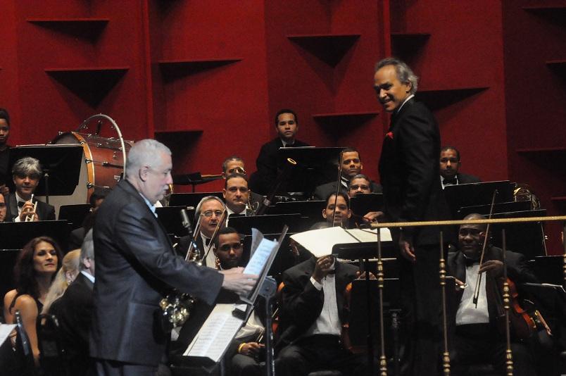 La OSN ofrece concierto en el TN y lo lleva el viernes a la Fortaleza Ozama