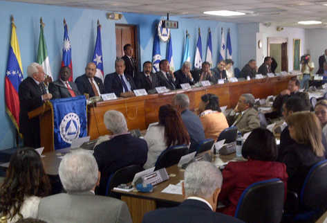 Parlacen felicita a la primera congresista de EEUU de origen centroamericano