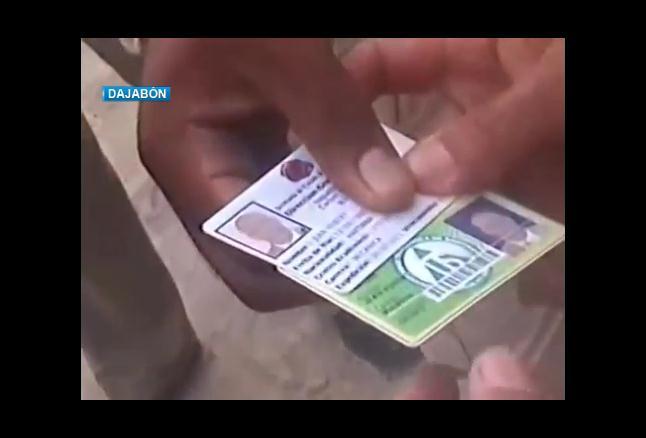 Detienen haitianos que pretendían entrar al país con documentos falsos