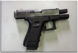 Madre envió niña a la guardería con una pistola cargada por miedo a un asalto
