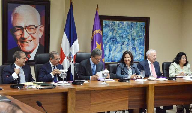 PLD propone a Cristina Lizardo como presidenta del Senado