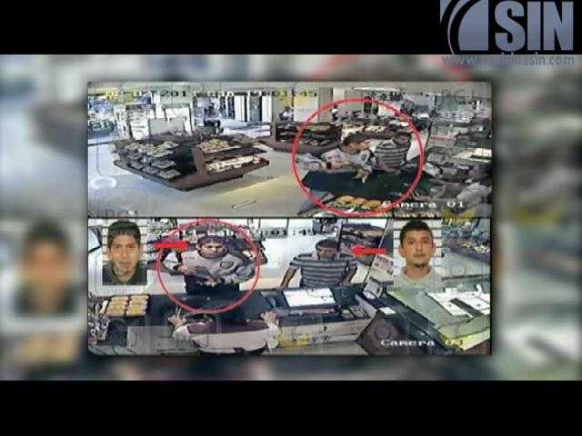 Cámaras captan robo en tienda donde dos personas perdieron la vida