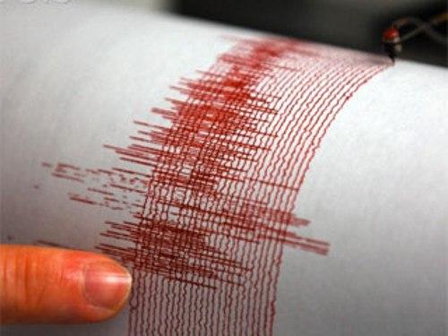 Se registran tres temblores de tierra al Este del país