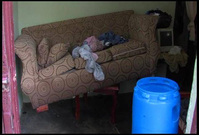 Viviendas inundadas y sectores incomunicados en Hato Mayor por tormenta