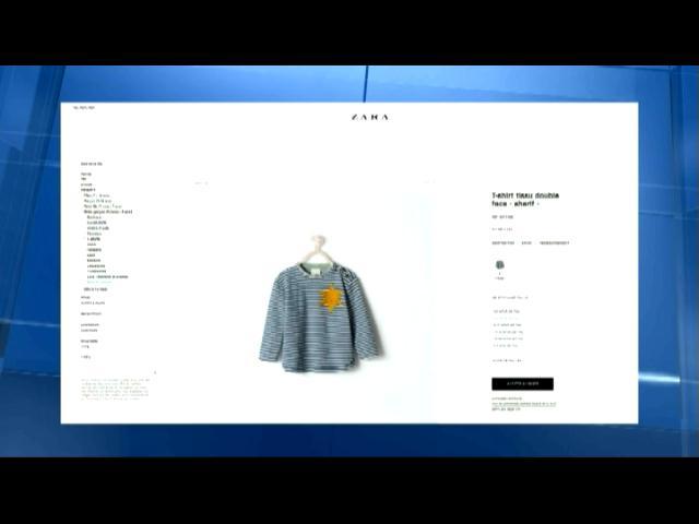Zara saca del mercado t-shirt por similitud a uniforme de judíos en Holocausto