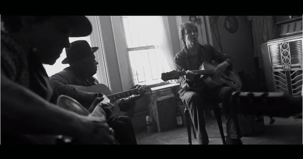 Paul McCartney y Johnny Depp juntos en inolvidable sesión de improvisaciones