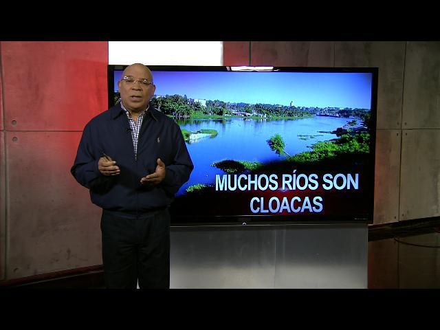Marino Zapete: Muchos ríos son cloacas